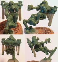 Sister of battle sculpt by The-Build