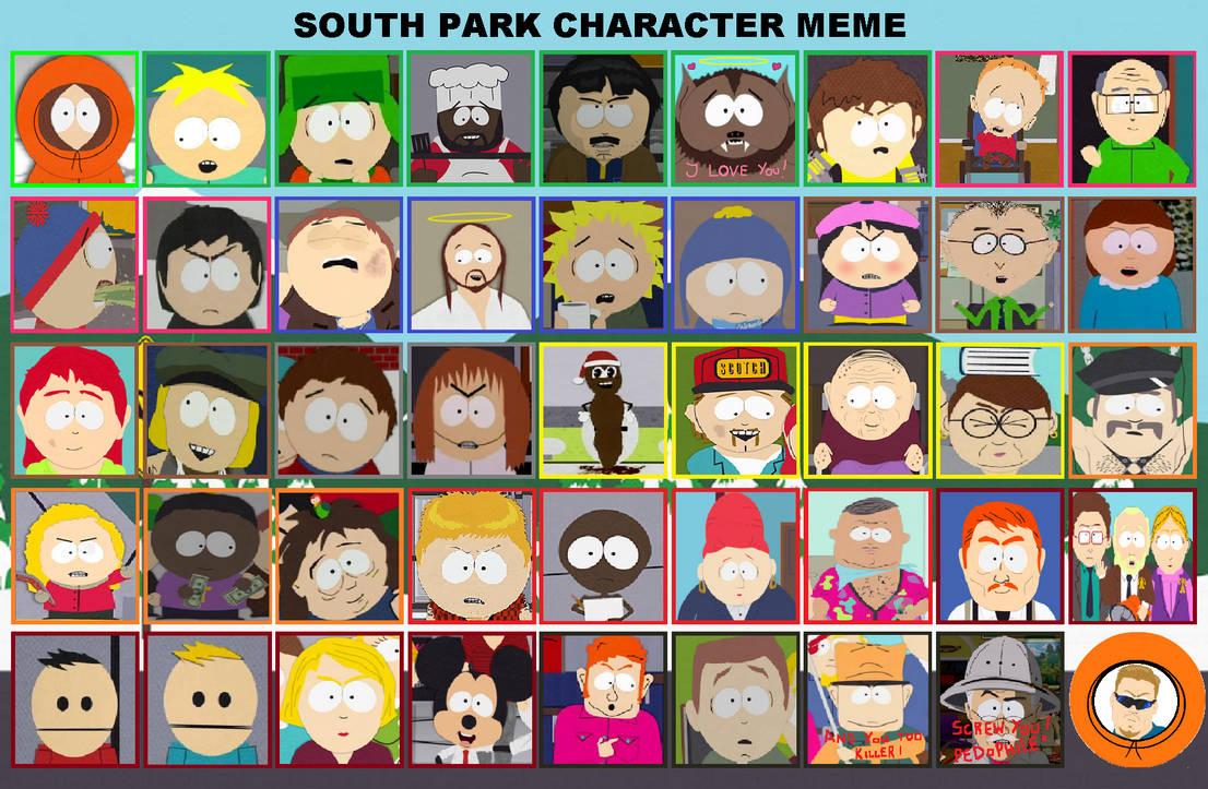 South Park Charakter