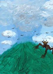 Spirit of the Mountain by dundermifflin92