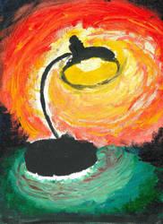 My Lamp by dundermifflin92
