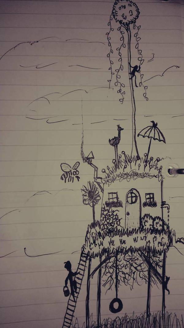doodle #1 by dundermifflin92