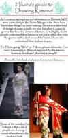 How to draw Kimono by tabaotsi