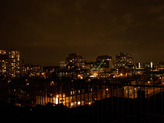 Rooftop View 2 by cynnick