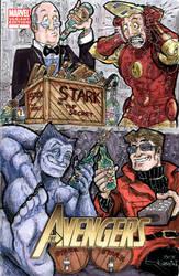 Sober Avengers No More by StubbedToe