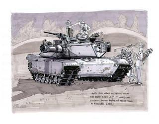 Twenty buck tank by StubbedToe