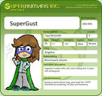 Info Card: SuperGust by Comical-Carnival