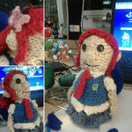 hi this is a Jennifer plush from supercrash by Comical-Carnival