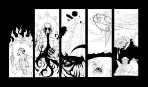 Steampunk Magazine- Apocalypse by nicholaskole