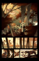 The Hollow Men: Page 1 by nicholaskole