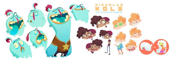 Animation Project by nicholaskole