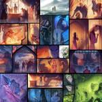 Lately on Dawngate Chronicles by nicholaskole