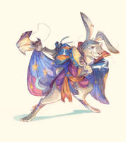 Ballaw of the Rambling Rosehip Players! by nicholaskole