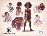 Sharbound - Petra and Rupert by nicholaskole