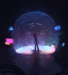 Jellybots - Lizzie's Portal by nicholaskole