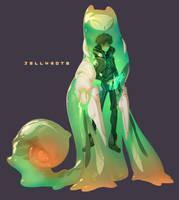 Jellybots - Jacob (+ Patreon Announcement!) by nicholaskole