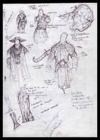 Sketchbook - Cactacae by nicholaskole