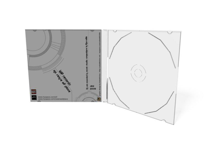 CD cover 4 Mik - rear by subaddiction