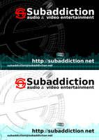 Subaddiction Sticker 2k9 by subaddiction