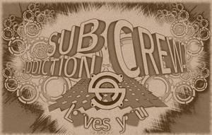 Subaddiction Crew Old School by subaddiction