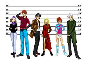 The Usual Suspects by rainmaker135