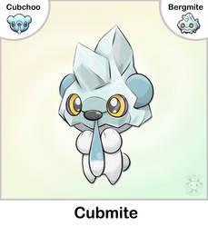 Cubchoo + Bergmite Fusion by Twime777