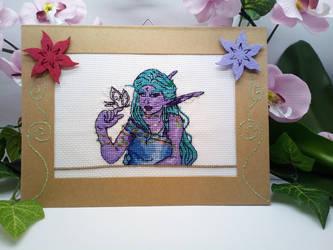 Incantatum Birthday gift by Damera6