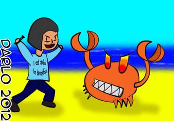 Crab by darlosworld