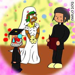 The Wedding by darlosworld