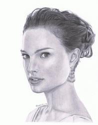 Natalie Portman by MarkusBogner