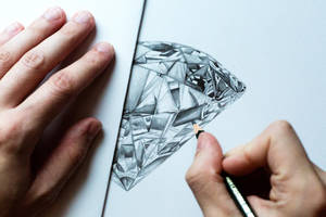 Diamond WIP by MarkusBogner
