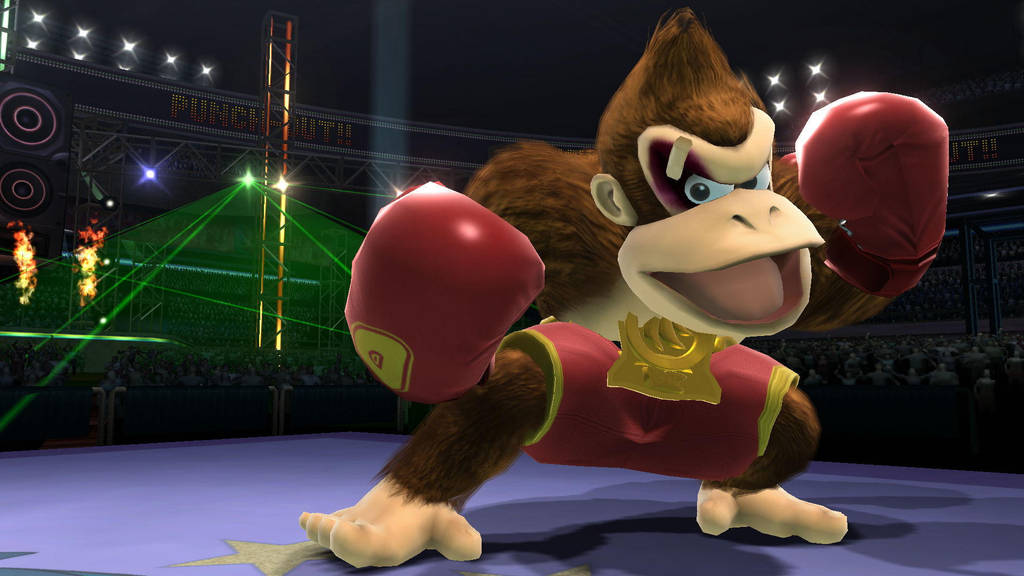Punch-Out DK by SCP-096-2