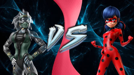 Khameleon VS Ladybug by SCP-096-2