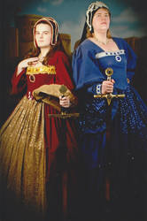 Tudor times by Autumn-Maidens