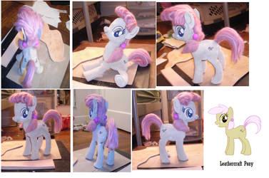 Leathercraft Pony - MLP:FiM by anthropochick