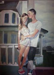 White trash romance by julepe
