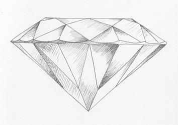 Diamond by LeilaBattison