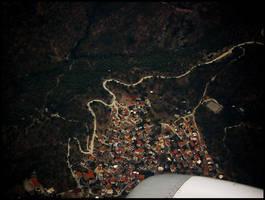 Look down there by sekundek