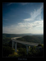 the Road to Paradise by sekundek