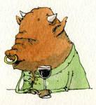 Alcoholism and animal 2 by MattiasA
