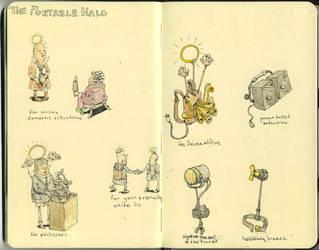Portable Halo by MattiasA