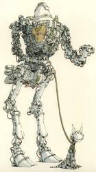 mr Bulk and the Dogatron by MattiasA