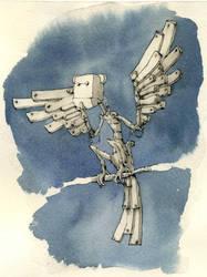 Steel bird by MattiasA