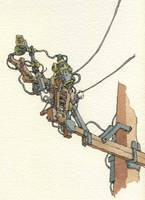 new wire design by MattiasA