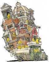 House car by MattiasA