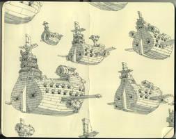 Flotilla by MattiasA