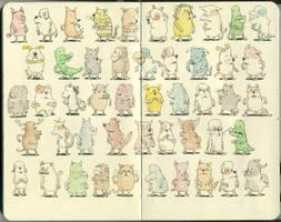 forty eight icons by MattiasA