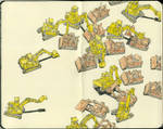 Epic battle by MattiasA