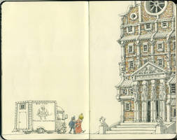 High class prison by MattiasA