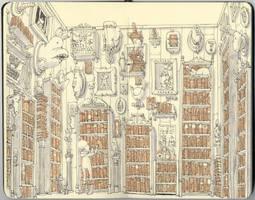 Library by MattiasA