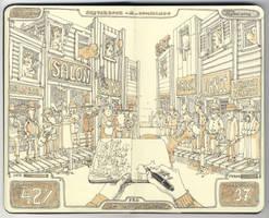 Sketchbook commando by MattiasA
